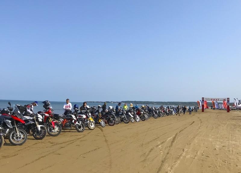 SSTR 石川県の千里浜