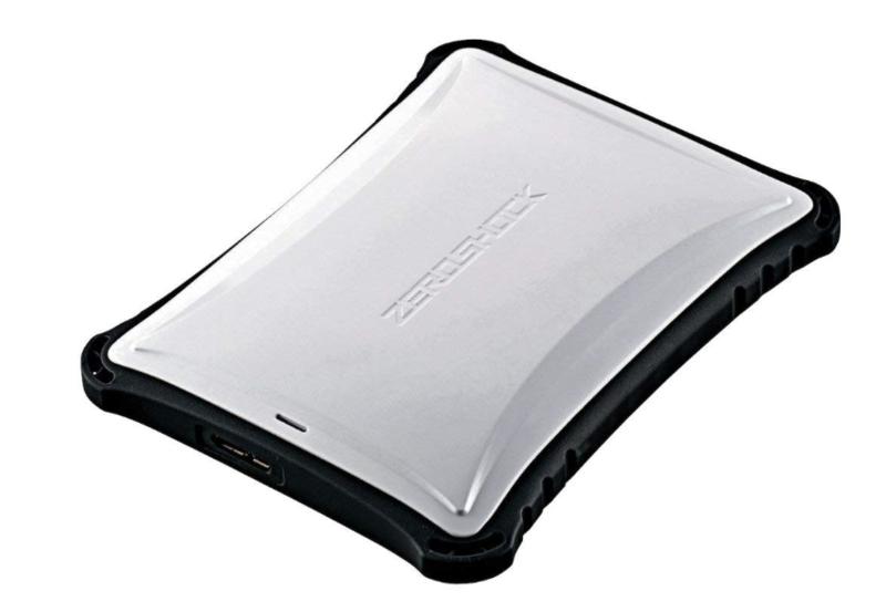 エレコム ポータブルHDD 1TB ELP-ZS005UWH