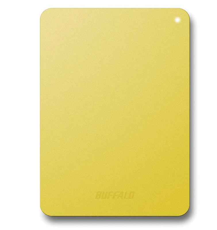BUFFALO 外付けHDD HD-PNF1.0U3-BYD