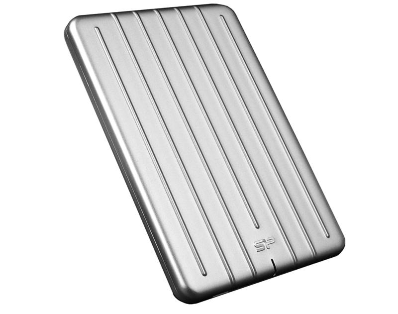 シリコンパワー ポータブルHDD A75シリーズSP010TBPHDA75S3S