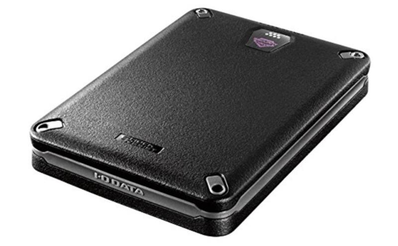 アイオーデータ ポータブルHDD 1TB HDPD-SUTB500