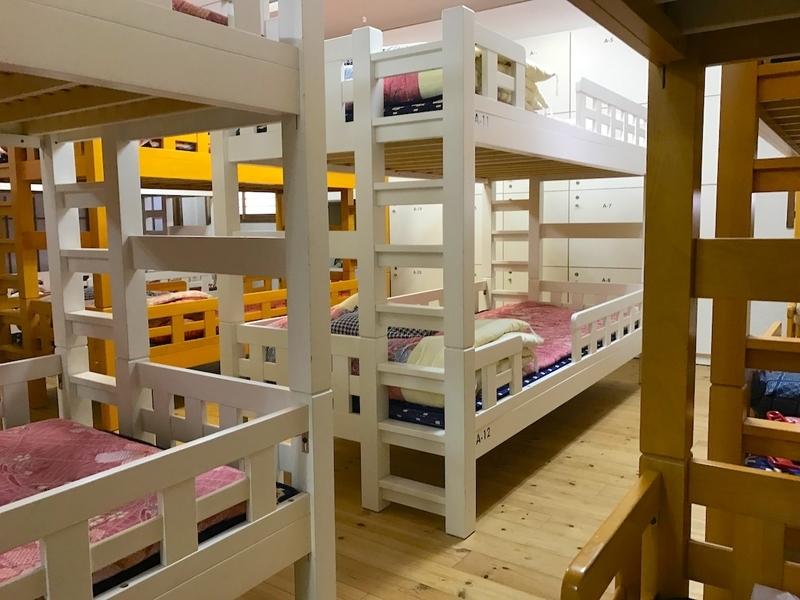 日本一周の宿泊方法:ゲストハウス