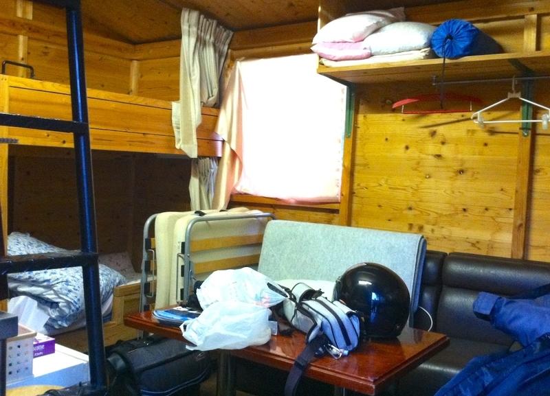 日本一周の宿泊方法:ライダーハウス