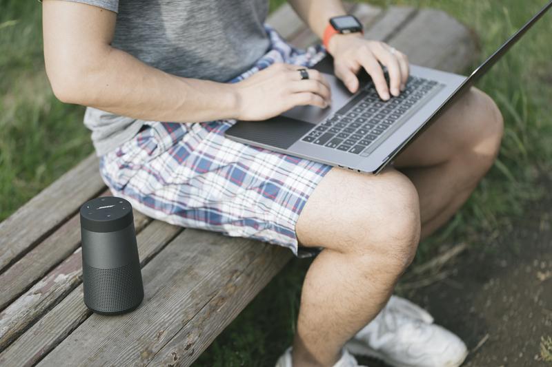 モバイルルーターを使って外出先でMacBook