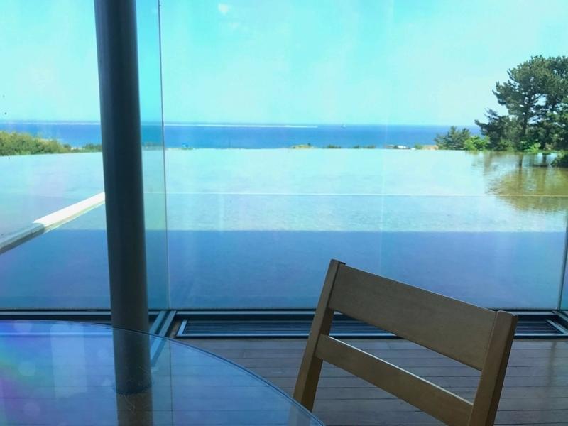 国営ひたち海浜公園のグラスハウス
