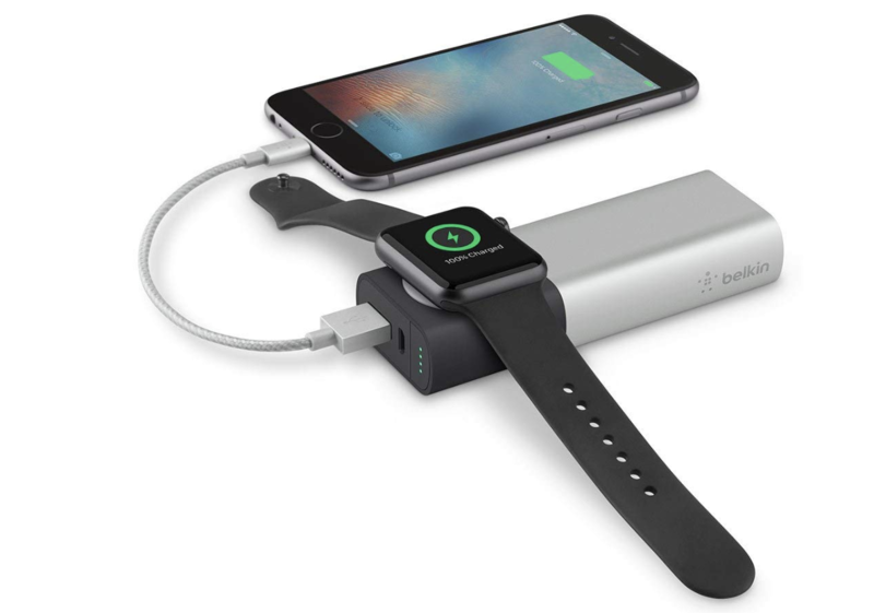 belkin Apple Watchモバイル充電器 Valet Charger Power Pack
