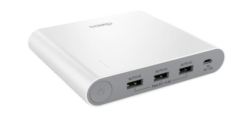 cheero Power Plus 3 Premium(20100mAh・3ポート)