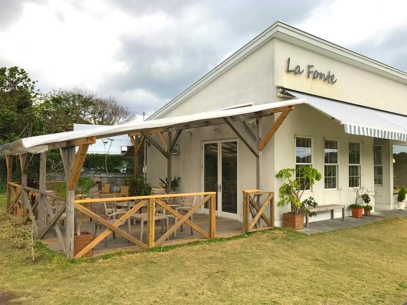 La Fonte(ラフォンテ)のお店の外観