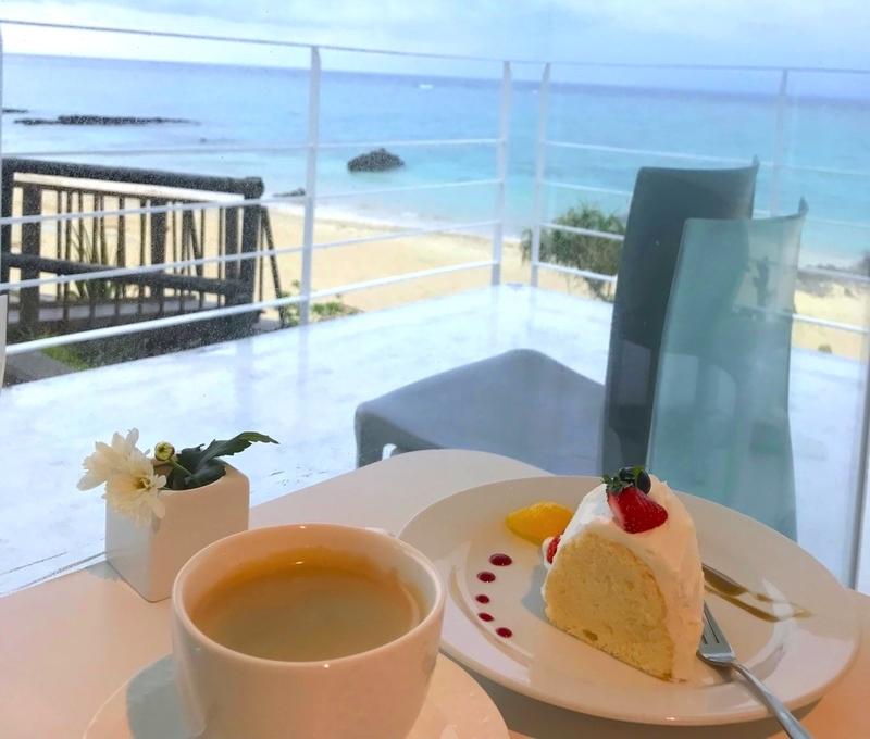 奄美きょら海工房 フランドールカフェのカフェタイム
