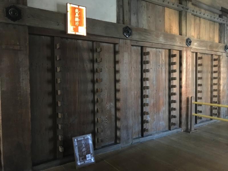 世界遺産 姫路城の城内