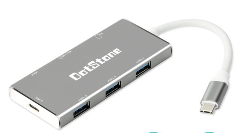 USB C ハブ 7in1 HUB Type-C ハブ