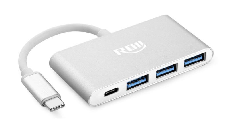 3ポートMacBook USB Cドッキングステーション