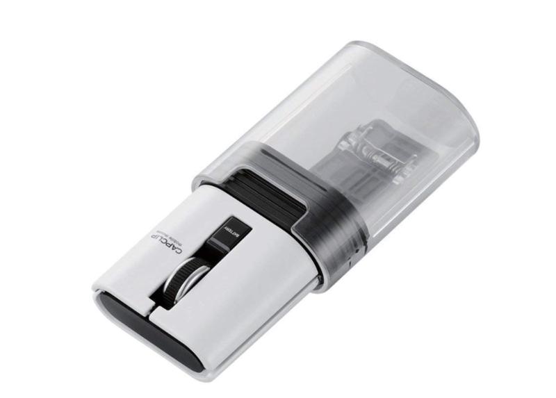 エレコム ワイヤレスマウス Bluetooth モバイル CAPCLIP