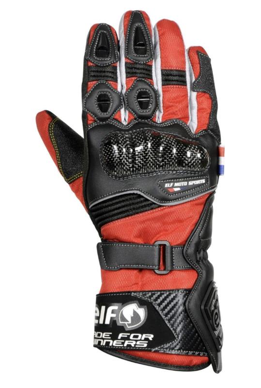 エルフ バイク用グローブ Nylon Long Gloves ELG-828