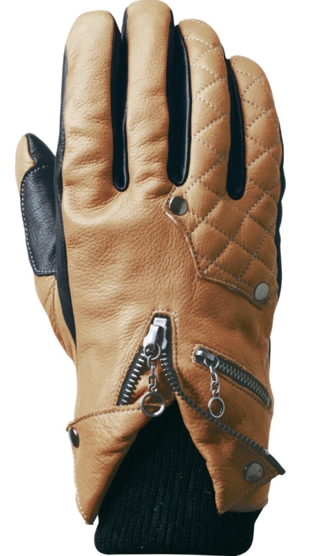 FREE×FREE COW LEATHER GLOVES F2G-001W