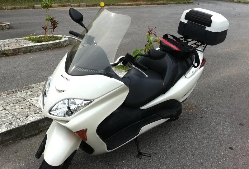 石垣島のレンタルバイク
