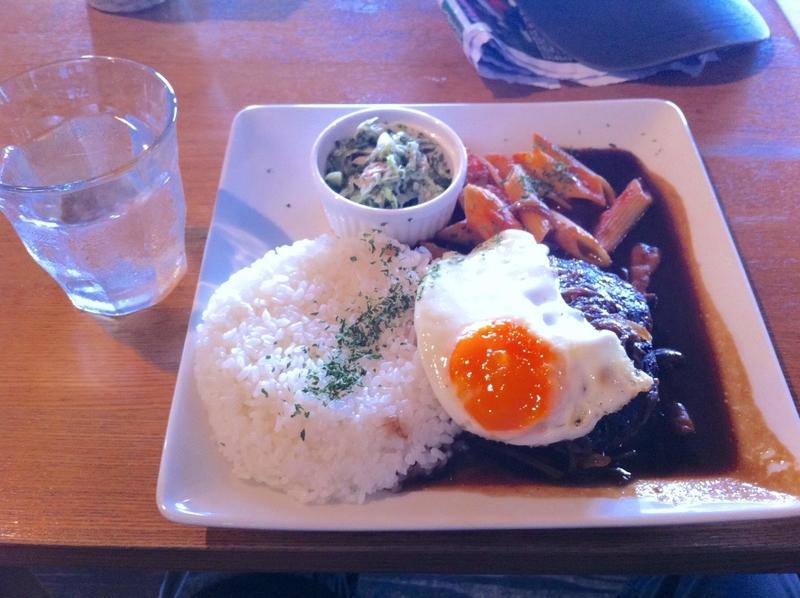石垣島のcarib cafe