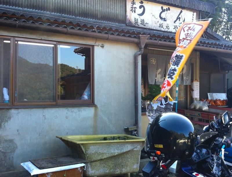 香川県はバイクか車があれば周りやすいイメージ画像