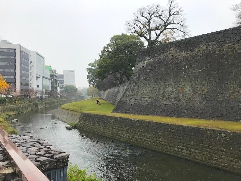 熊本城の観光指定ルート