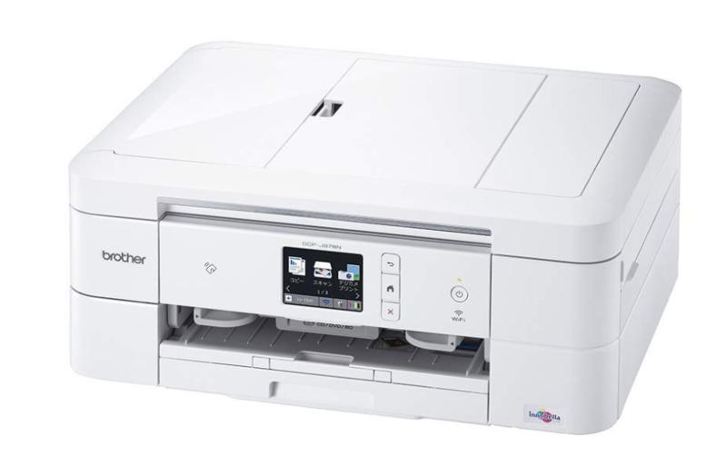 ブラザー プリンター A4 インクジェット複合機 DCP-J978N-W