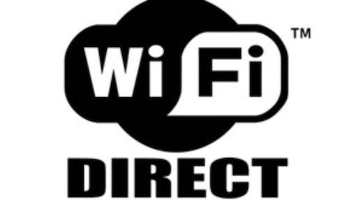 Wi-Fi Directのロゴマーク