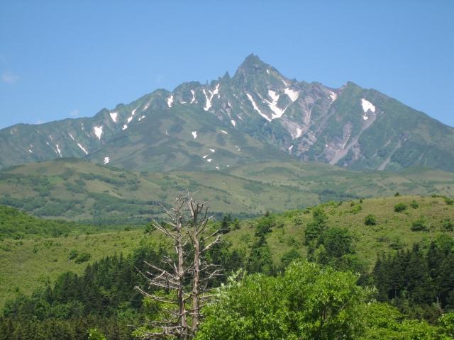 日本百名山 利尻山の登山のイメージ画像