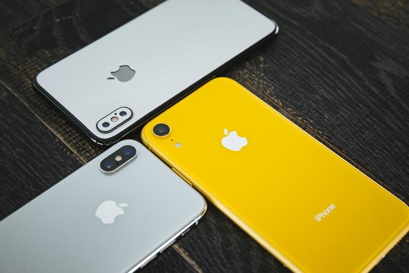 SIMフリーのiPhoneXR