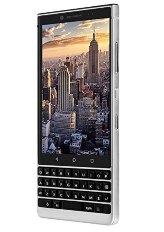 QWERTYキーボード派に「BlackBerry KEY2」