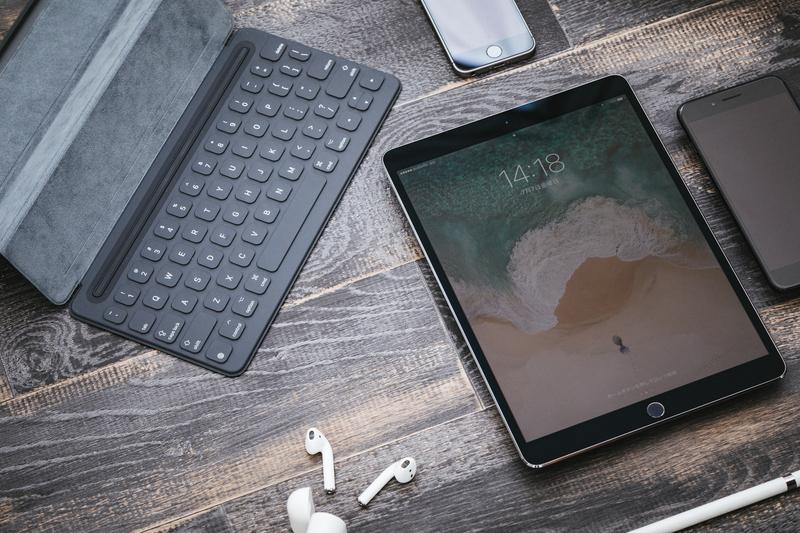 タブレットの王様「iPad」