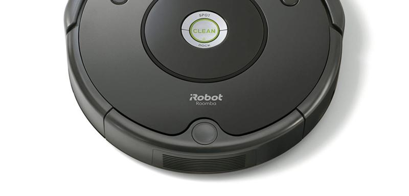 iRobot社のルンバのロゴマーク