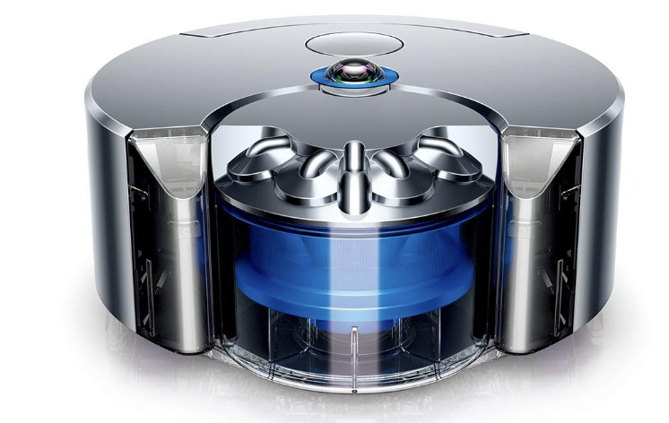 ダイソンが作ったロボット掃除機「dyson 360 eye RB01」