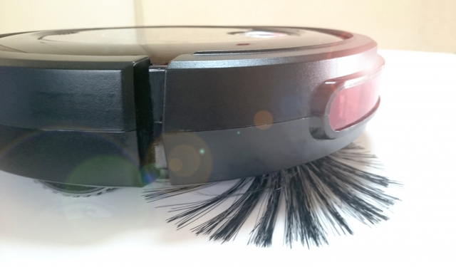 ロボット掃除機の動作音のイメージ画像