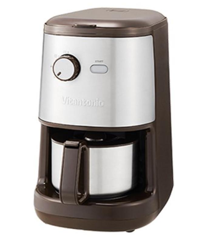 ドリップ式:ビタントニオ 全自動コーヒーメーカー VCD-200