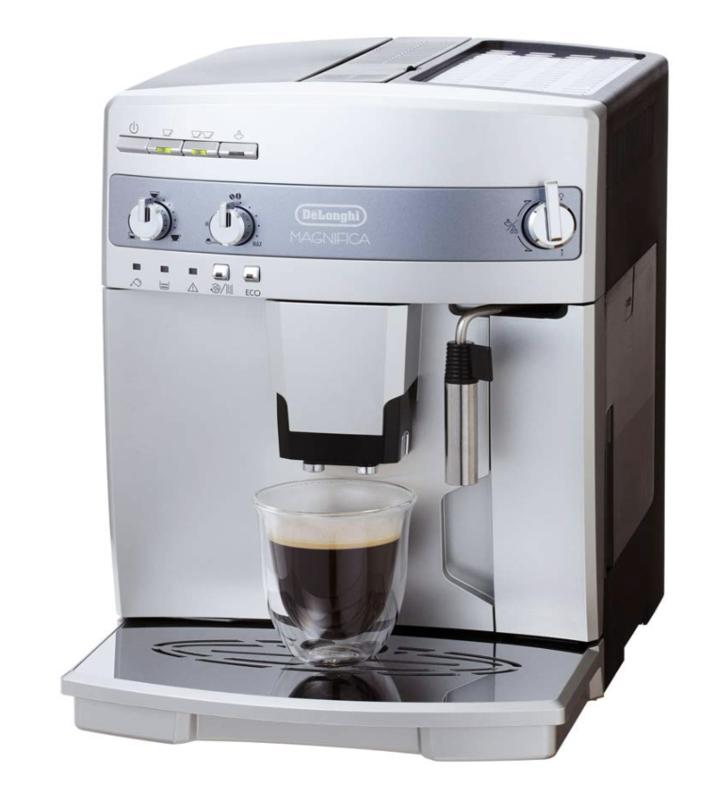 エスプレッソメーカー:デロンギ 全自動コーヒーマシン マグニフィカ ESAM03110S