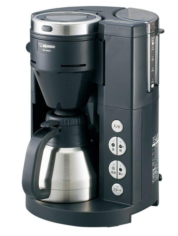 ドリップ式:象印 全自動コーヒーメーカー  EC-NA40