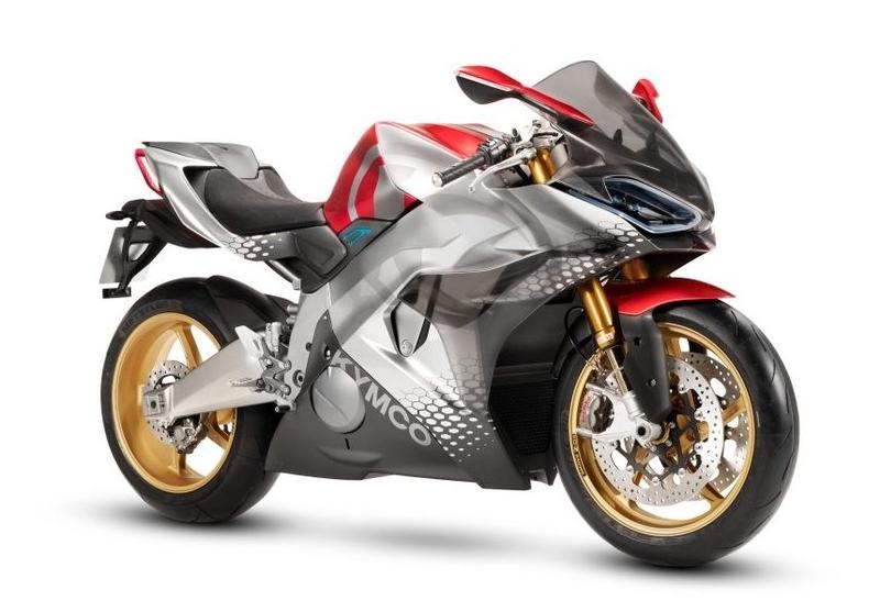 ギア付きスポーツEVバイク「KYMCO SuperNEX」