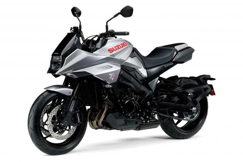 あの伝説のバイクが蘇る「SUZUKI 新型KATANA」