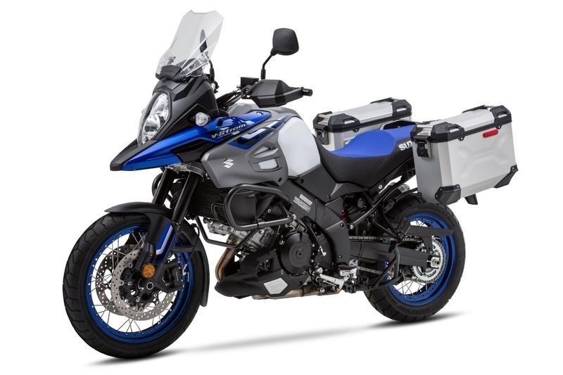 本気のアドベンチャーバイク「SUZUKI Vストローム1000XT アドベンチャー」