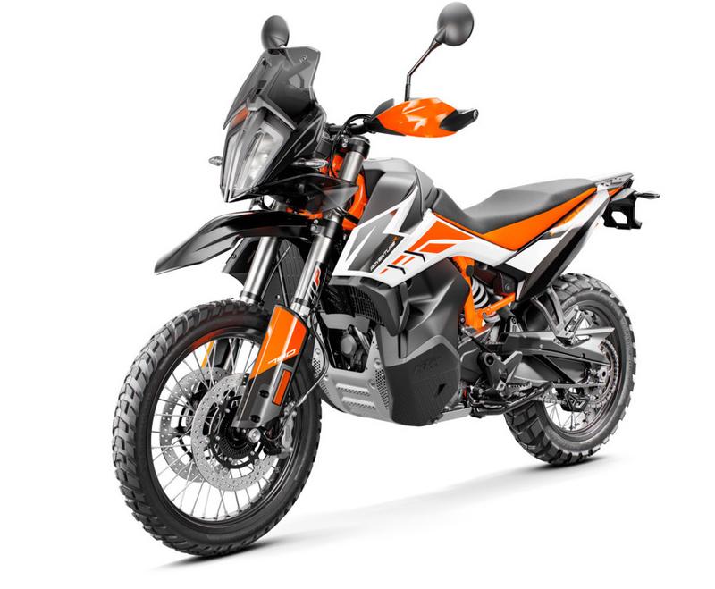 ピュアアドベンチャーバイク「KTM 790 Adventure」