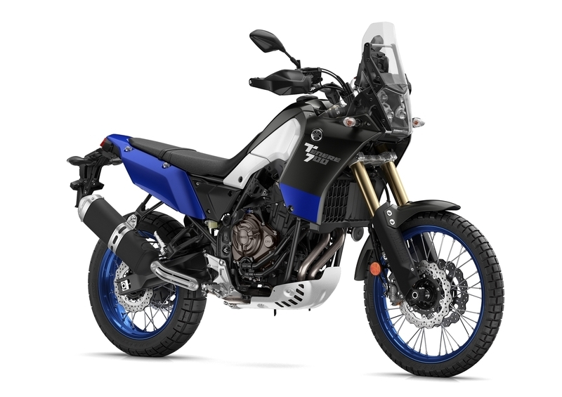 人を選ぶデザインのアドベンチャーバイク「YAMAHA テネレ700」