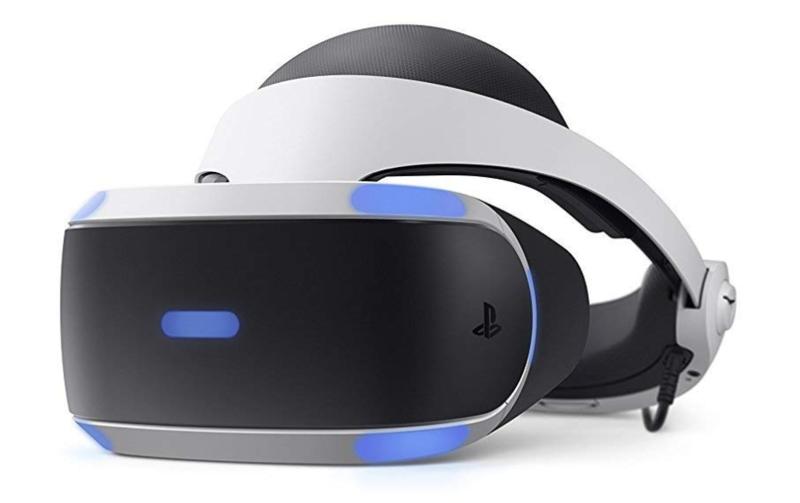 ハイスペックタイプ:PlayStation VR PlayStation Camera 同梱版