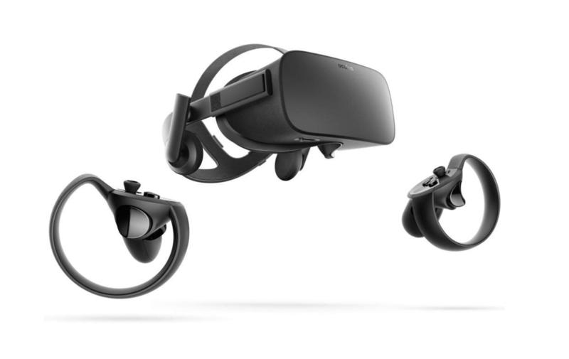 ハイスペックタイプ:Oculus Rift