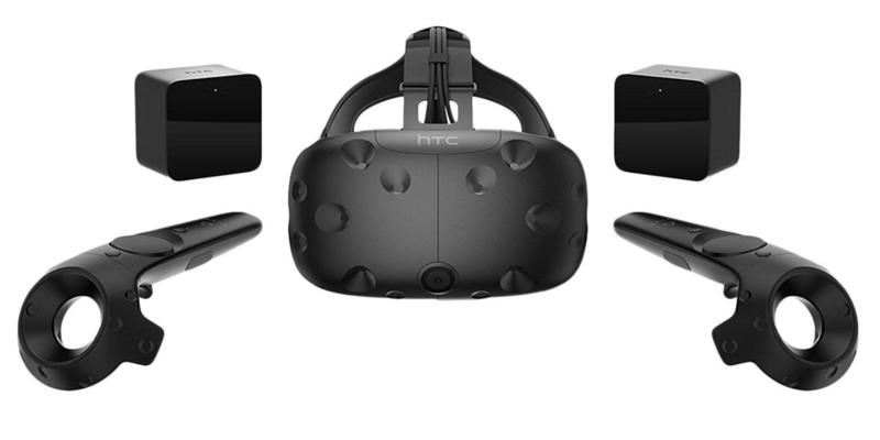 ハイスペックタイプ:HTC VIVE (コンシューマーエディション)