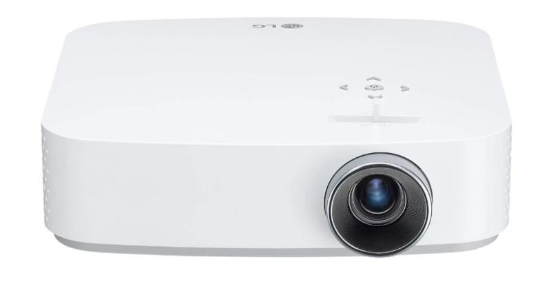 フルHDに対応「LG PH150G コンパクトポータブル LEDプロジェクター」