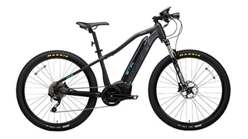 カッコいいデザインのe-bike