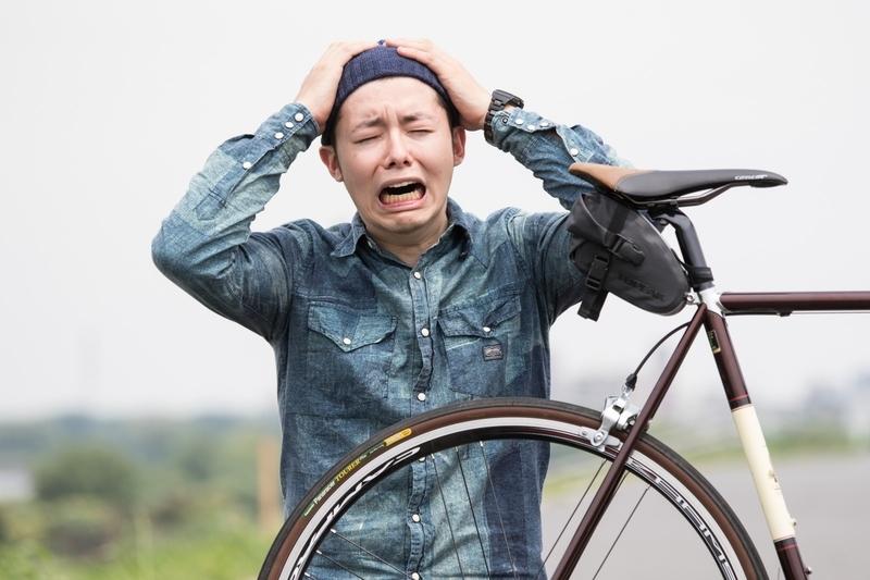e-bikeの重量が重いイメージ