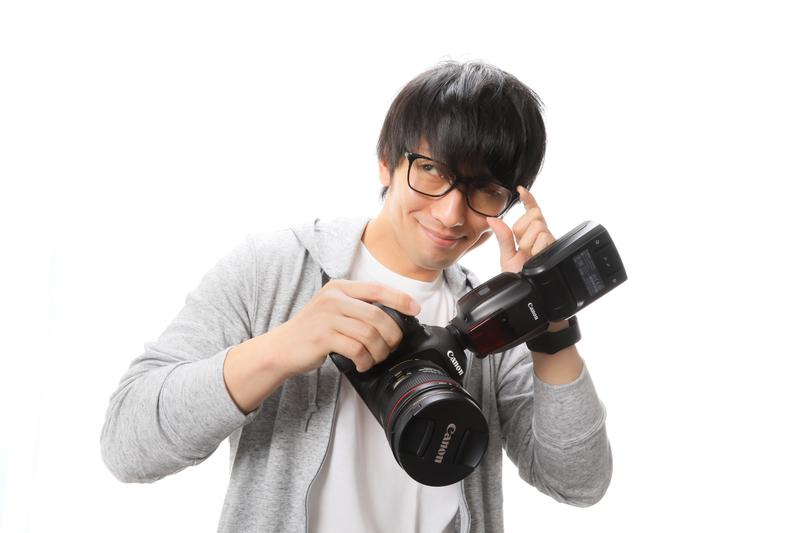 インスタグラマーのカメラのイメージ