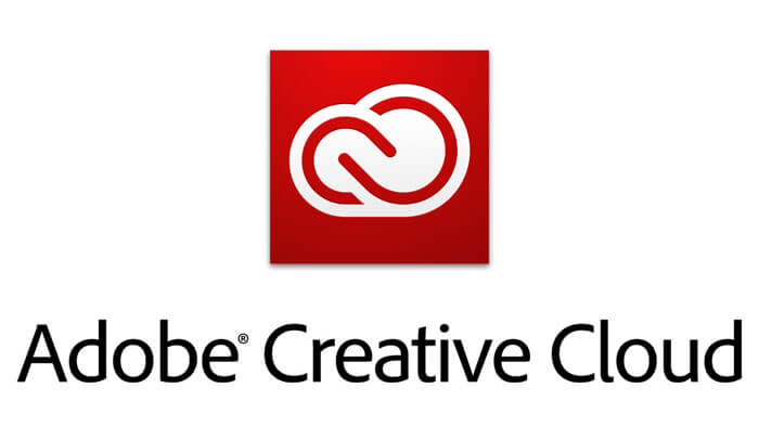 Adobe creative cloudのロゴマーク