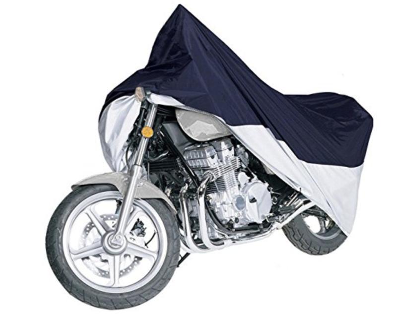 費用対効果が最強「Ohuhu バイクカバー 高品質300D」