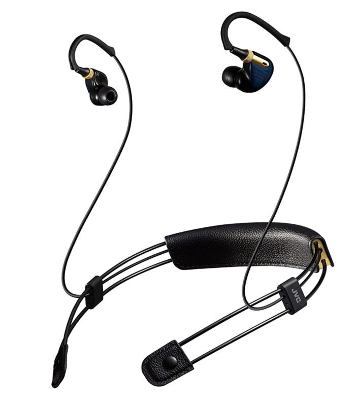 JVC XE-M10BT ワイヤレスイヤホン Bluetooth対応